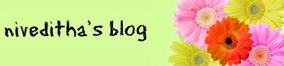 niveditha's blog