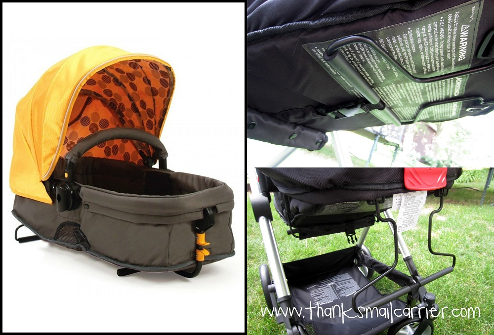 Bliss stroller carrycot