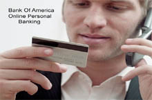 Bank of America Online Personal Banking