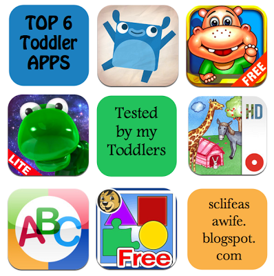 Top Free Toddler Apps