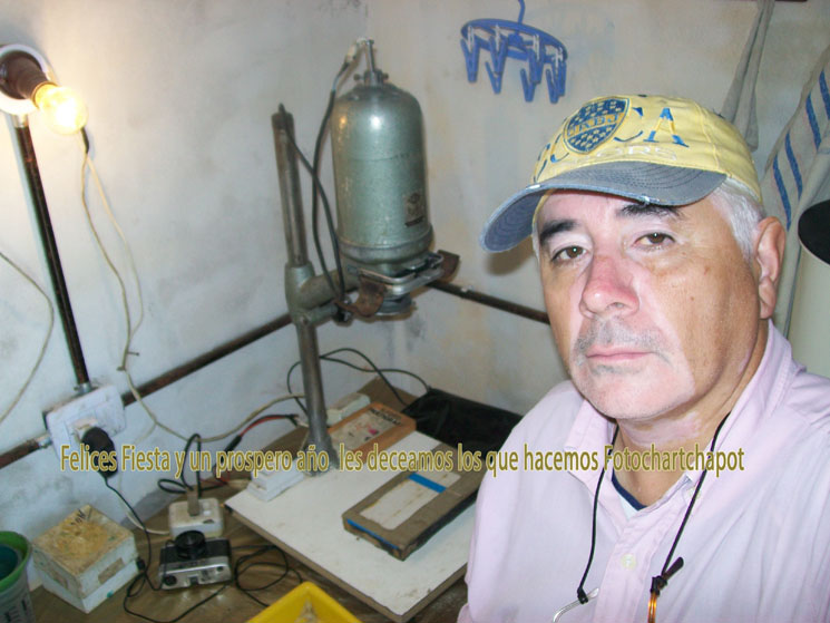 foto Hector chapot