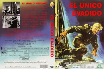 Carátula dvd: El unico evadido (1957) (The One That Got Away)
