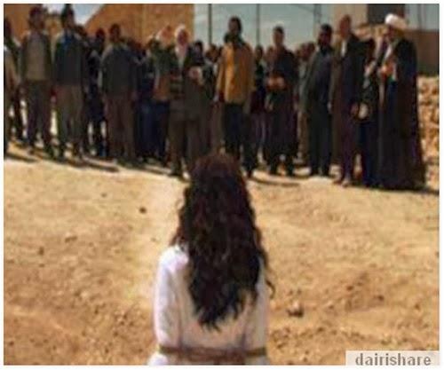 Wanita Syria Dihukum Rejam Sampai Mati Kerana Buka Akaun Facebook