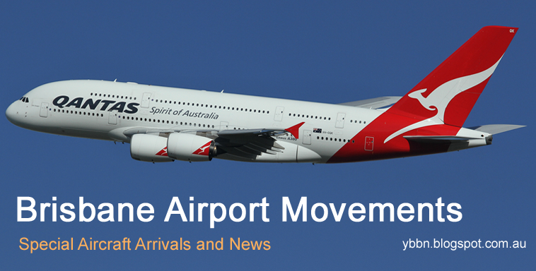 Brisbane Airport Movements