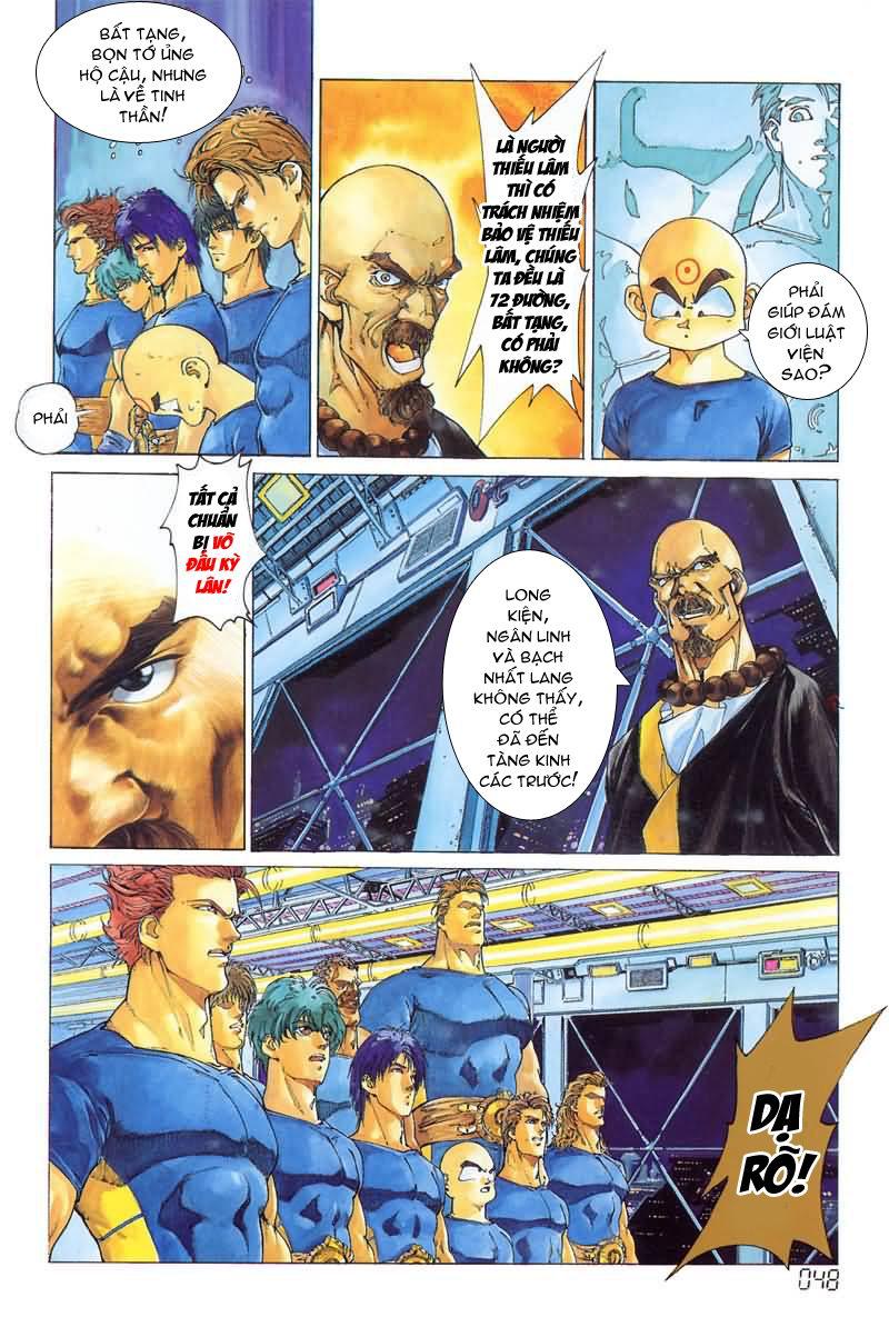 Cyber Weapon Z - Siêu Thần Z chap 4 - Trang 9