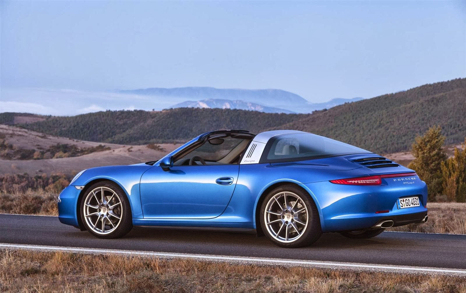 2017 porsche 911 targa 4s manual coupe