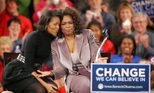 Мишель Обама и Опра отдыхали Вместе на Гавайях На этой неделе