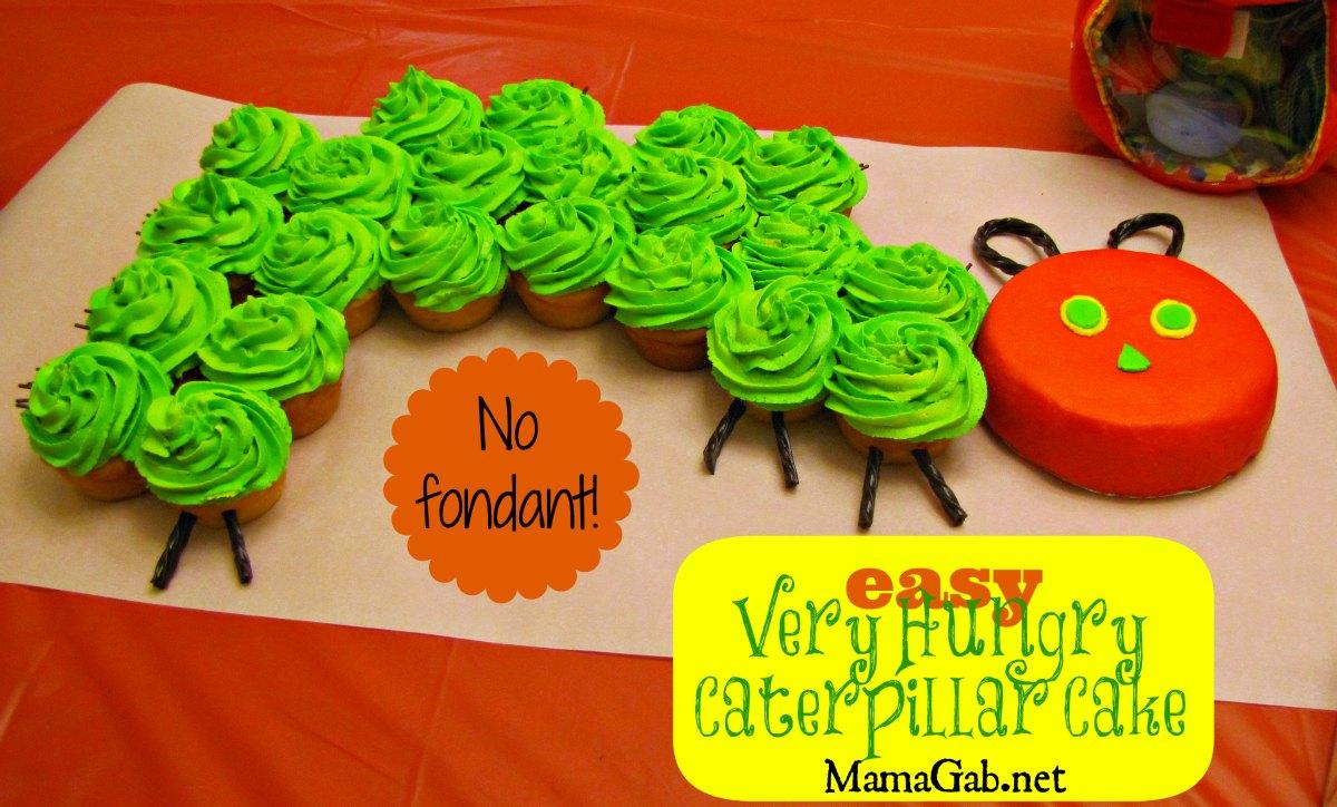 The Very Hungry Caterpillar Birthday Cake Nut Free Gabrielle Daigle