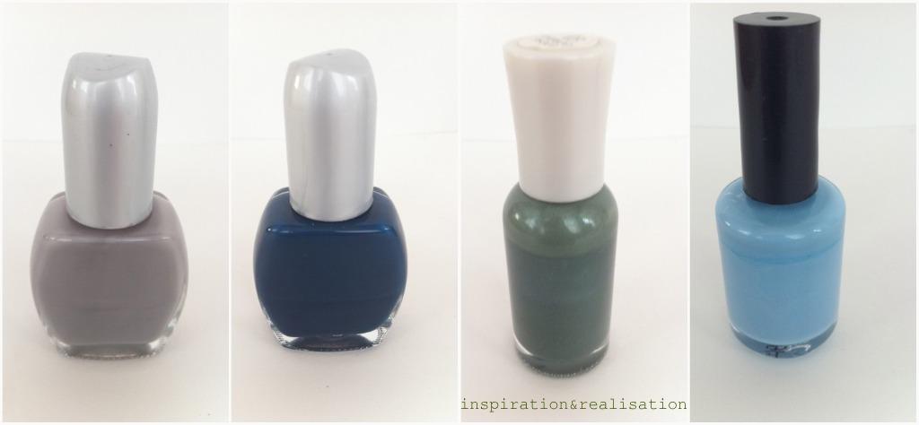 inspiration and realisation: DIY fashion blog: diy fancy nail polish