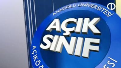 AÖF Açık Sınıf Logo