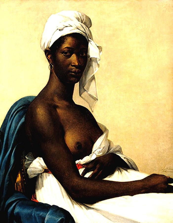 femme_noire_black_woman_louvre_benoist_painting