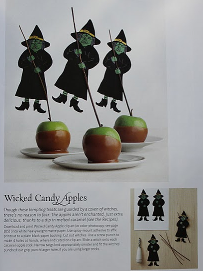 get your free witch template over at no biggie and if you want to see one of my other favorite halloween finds also witch themed check out these cute - Caramel Apple Ideas Halloween