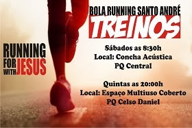 BOLA RUNNING AS QUINTAS E SÁBADOS
