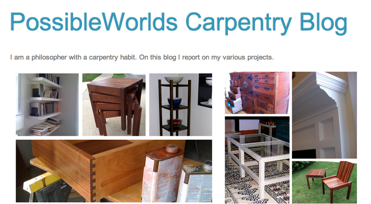 PossibleWorlds Carpentry Blog