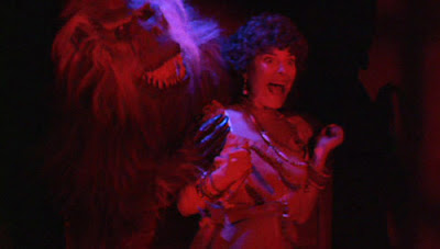 The Crate monster in Creepshow