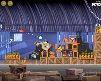 Screenshot 2 - Angry Birds RIO 1.8.0 | ApKLoVeRz