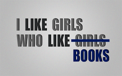 I like girls who like (girls) books