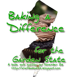Baking a Difference for the Garden State logo