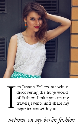 Berlin Fashion Blog by Jasmin