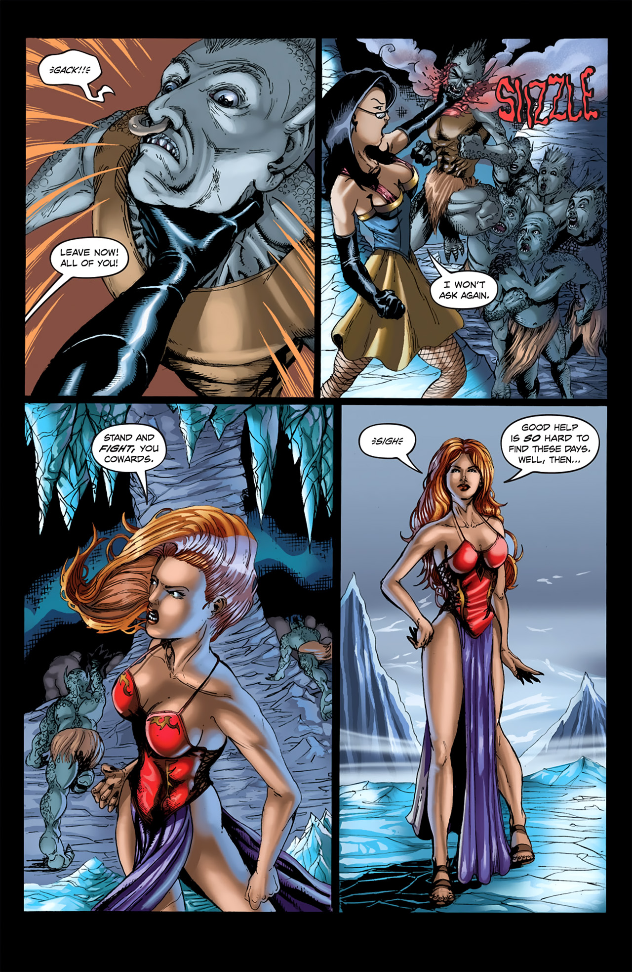 Grimm Fairy Tales (2005) Issue #24 #27 - English 5