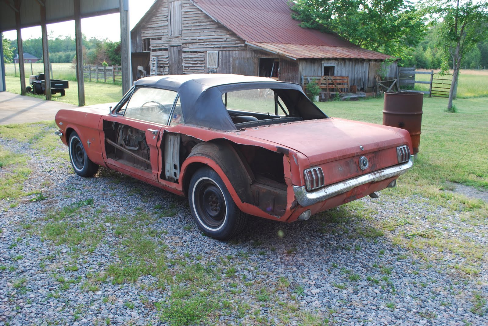Virginia Classic Mustang Blog 1964 1 2 Mustang Convertible For Sale