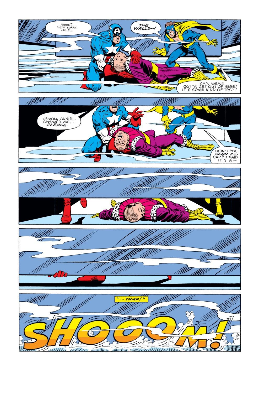 Captain America (1968) Issue #295 #223 - English 22
