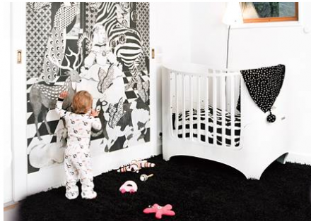 Living the anthropologie way of life how to create a scandinavian style nursery - Room bebe cocktail scandinavian ...