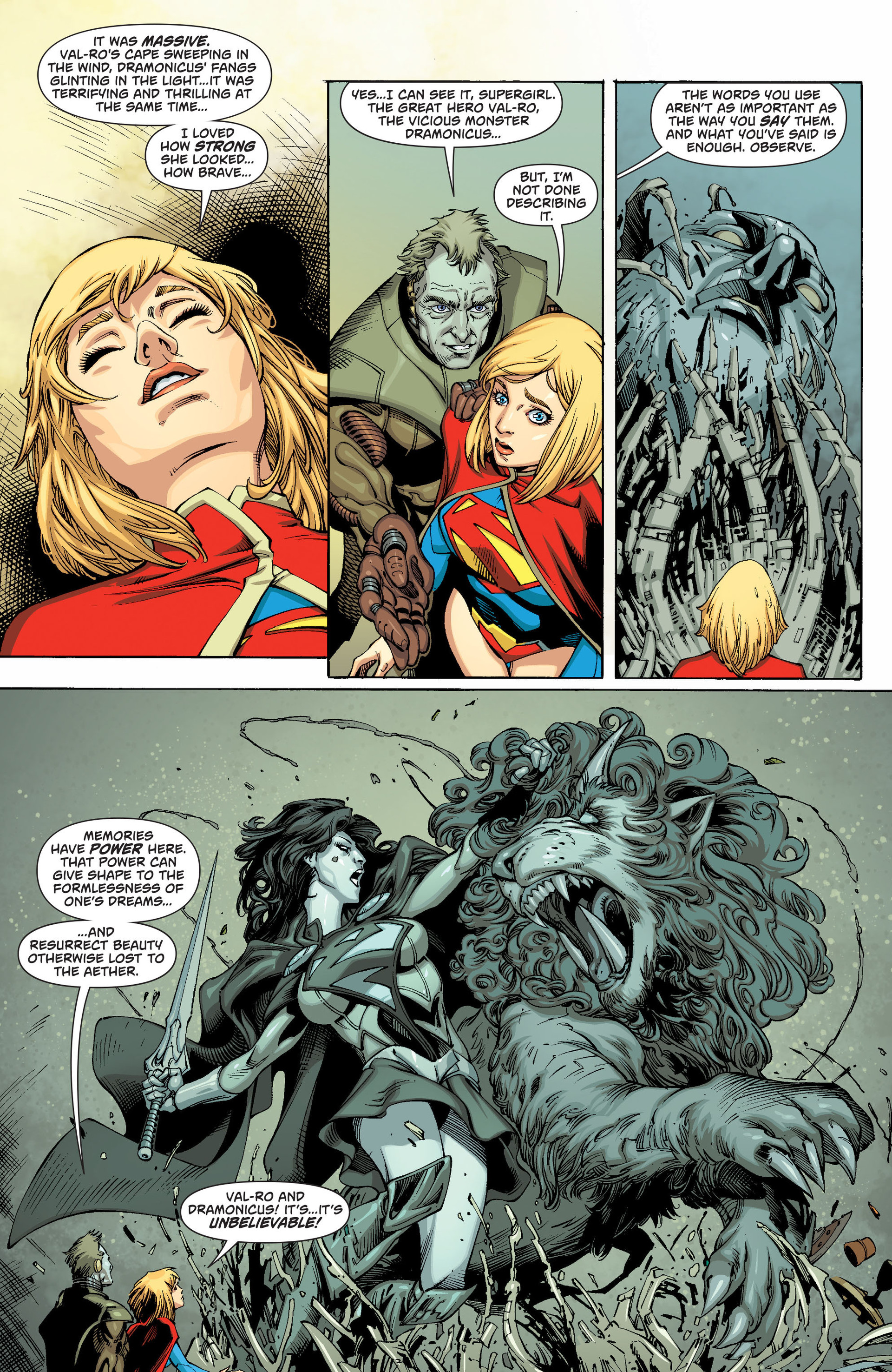 Supergirl (2011) Issue #21 #23 - English 17