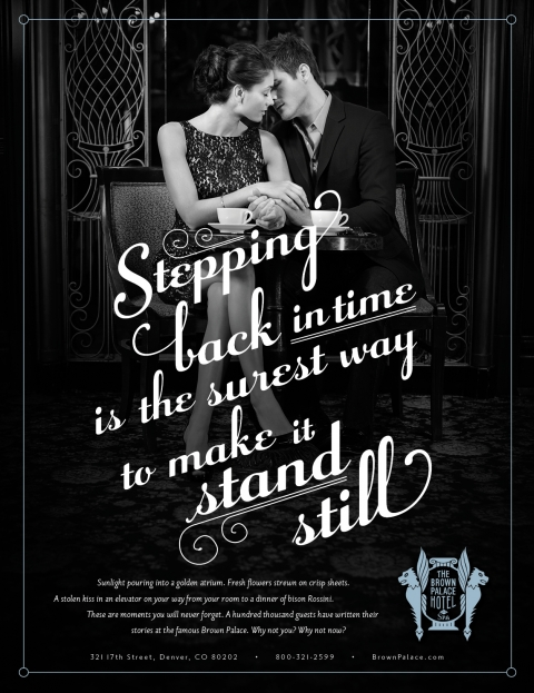 A 33 Second Commercial Titled Stay The Nightcompliments Brilliant Prints With Spot That Captures Elegance Of Hotel