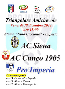 TRIANGOLARE 30-12-2011