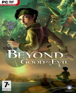 Beyond Good and Evil PC Box