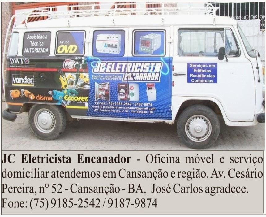 JC Eletricista Encanador