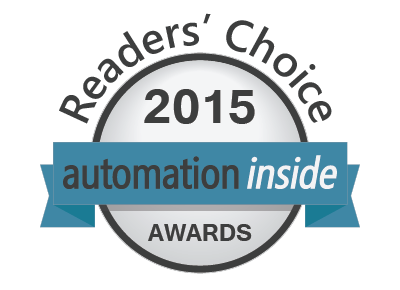 Electrex - Vote us for the Automation Inside Awards 2015