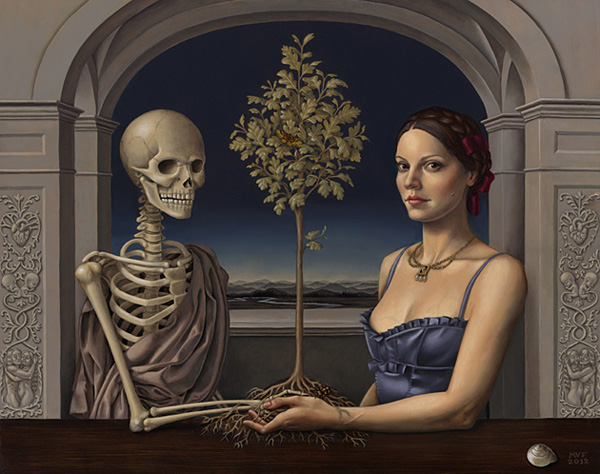 Paintings by Madeline von Foerster