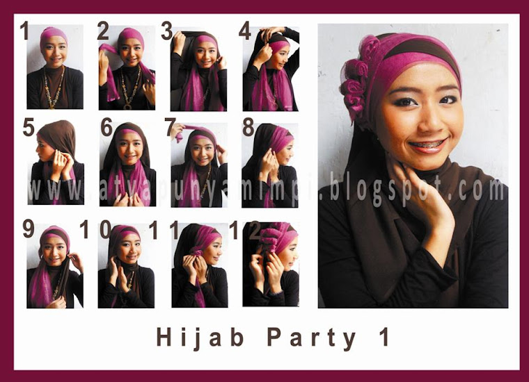Hijab Party 1