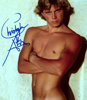 "Back to ""Blue Lagoon"": Christopher Atkins's Killer Smile"