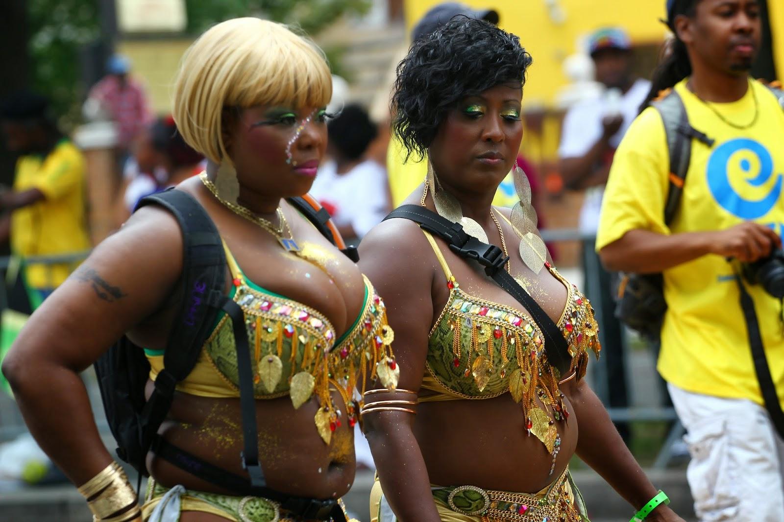 Carnaval y festival de las islas del caribe