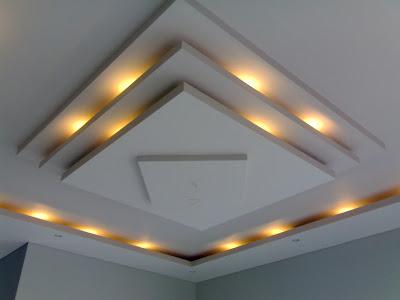 Plafond rumah minimalis dengan konsep yang simple namun memiliki nilai artistik