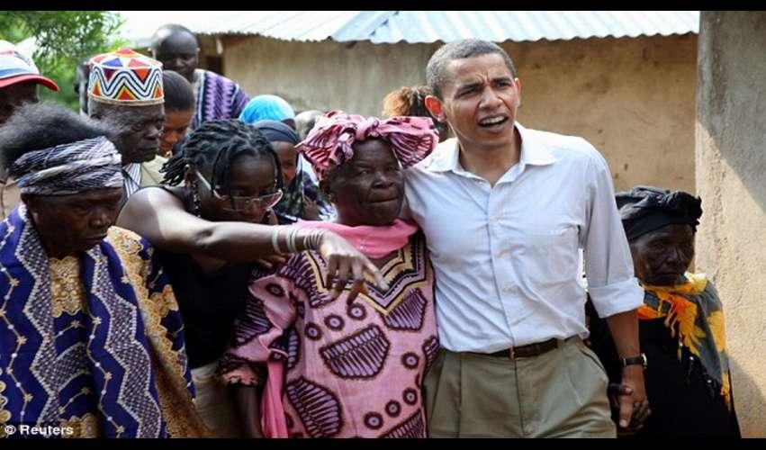 Trip Obama ke Negeri Leluhurnya Kenya, Dibayangi Teroris