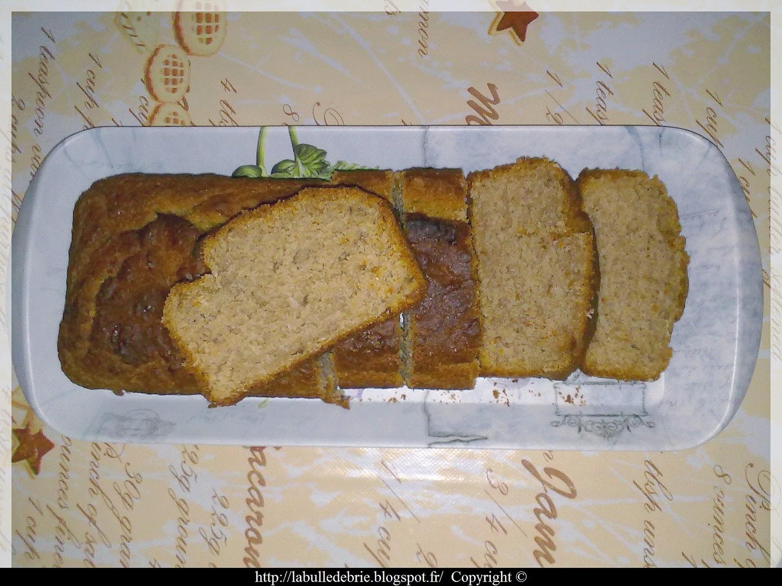 La bulle de briagenn cake banane coco sans oeuf - Gateau a la banane sans oeuf ...
