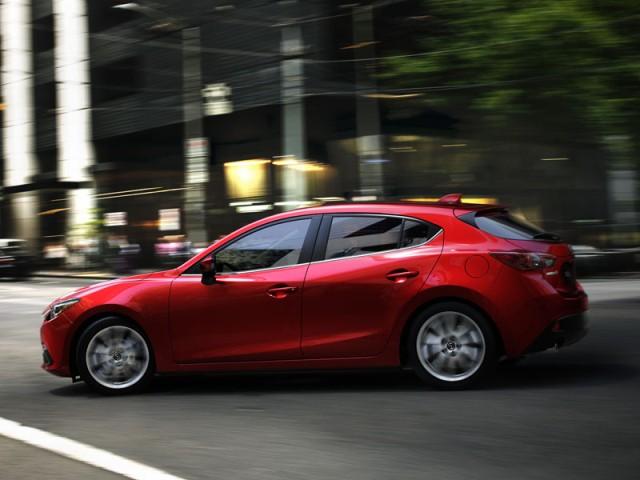 Mazda 3 New 2014