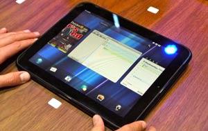 Cambio de aplicaciones Hp Touchpad