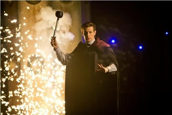 El tiempo del Doctor - The Time of de Doctor