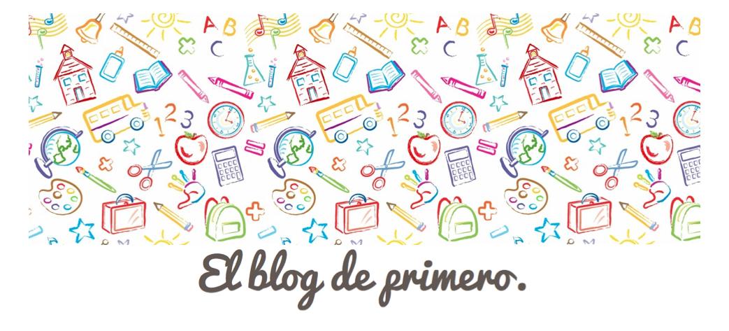 El blog de primero.