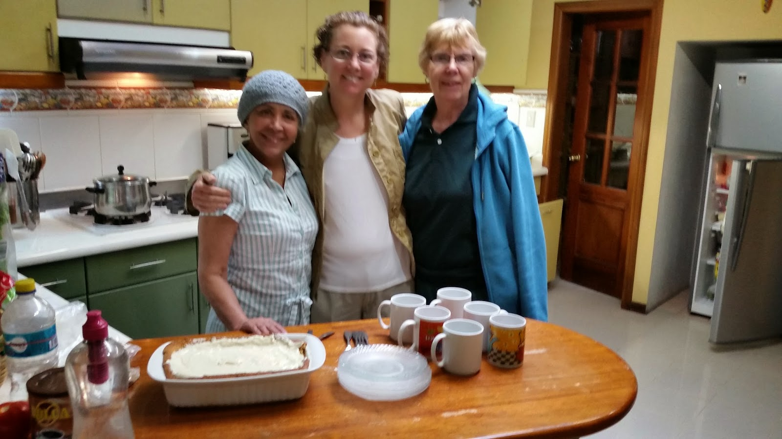 2015 ecuador adventure wells and nan for A host and hostess for the bed breakfast