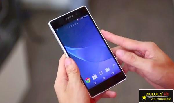 Sony Xperia Z2 Nhật Bản và LG G3 đọ dáng.
