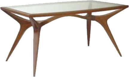 Moveis luxo sp mesas centro anos 50 for Mesas estilo nordico baratas