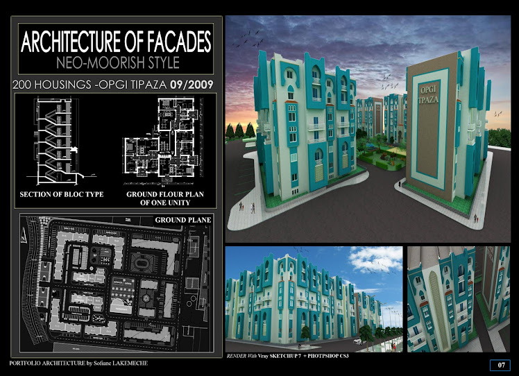 Architecture of Facade