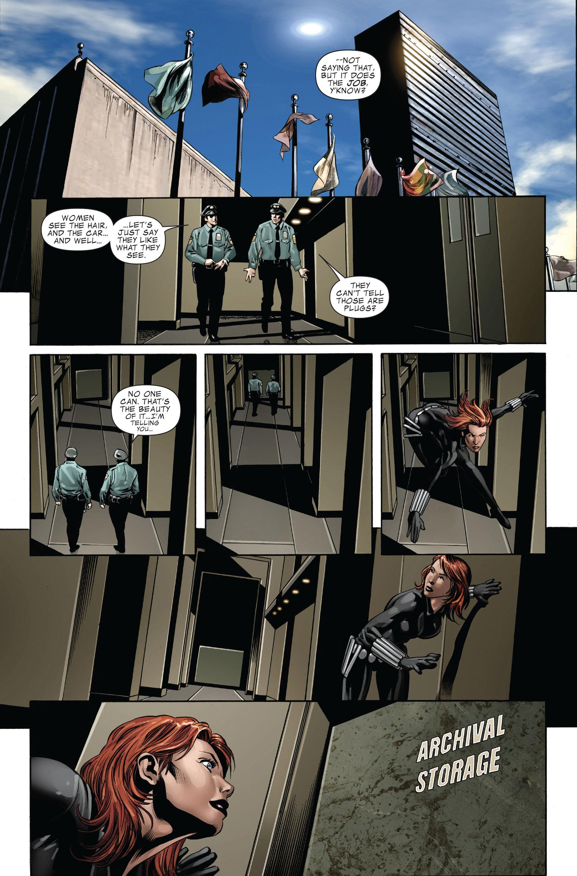 Captain America (2005) Issue #45 #45 - English 8
