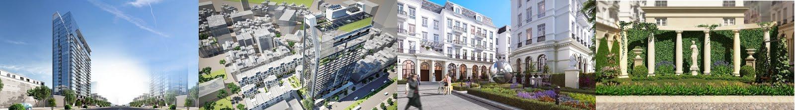 Bán chung cư, liền kề nhà phố Grandeur Palace Giảng Võ, Văn Phú Invest